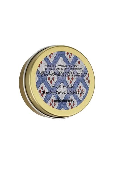 Davines - Davines Strong Dry Wax Güçlü Tutucu Kuru Wax 75ml