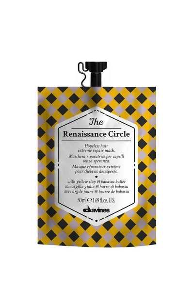 Davines - Davines The Renaissance Circle Onarıcı Saç Bakım Maskesi 50 ml
