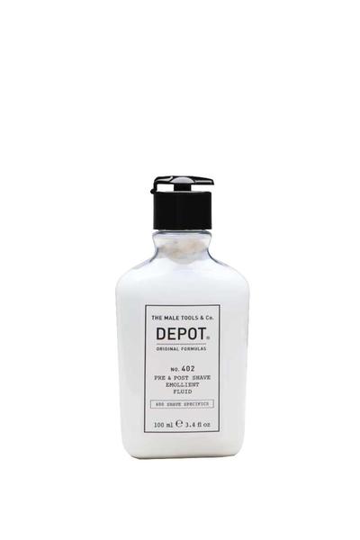 Depot - Depot No 402 Pre&Post Shave Emolliant Fluid Nemlendirici Losyon 100ml