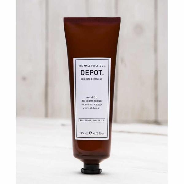 Depot - Depot No 405 Moisturizing Shaving Cream Nemlendirici Tıraş Kremi 125ml