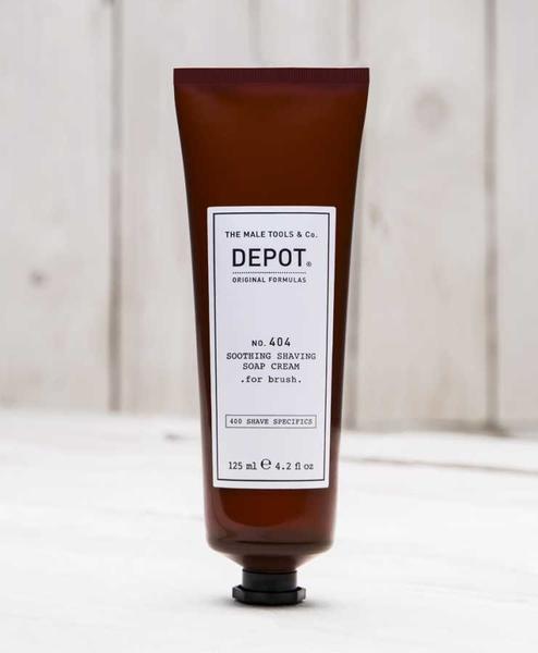 Depot - Depot No 404 Coothing Shaving Cream Yumuşatıcı Tıraş Kremi 125ml