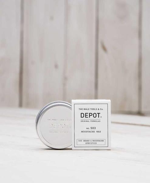 Depot - Depot No 503 Mustache Wax Bıyık Cilası 30ml