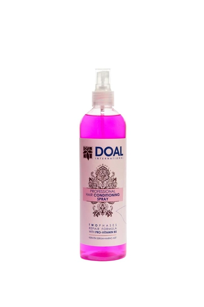 DOAL - Doal Çift Fazlı Keratin Sprey Krem 400 ml