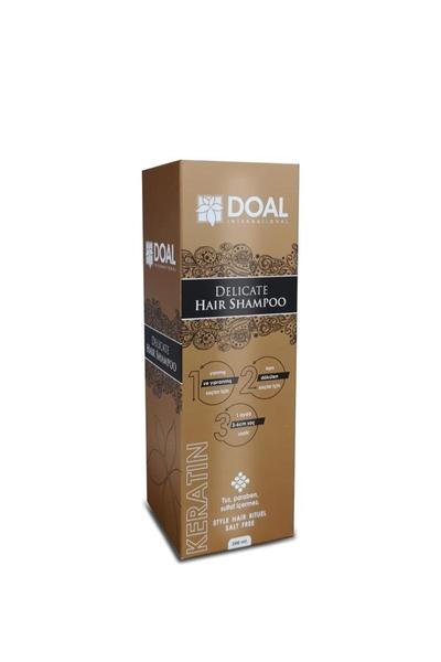 DOAL - Doal Delicate Hair Keratin Şampuan 200 ml