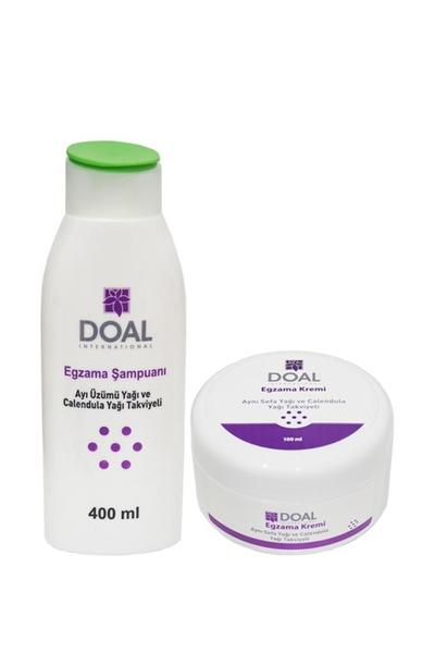 DOAL - Doal Egzama Şampuan + Krem Seti