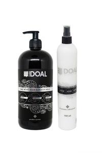 DOAL - Doal Keratin Sütü 1000 ml+ Keratin Milk Saç Spreyi 500 ml