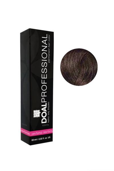DOAL - Doal Profesyonel Saç Boyası 6/0 Koyu Kumral 60 ml