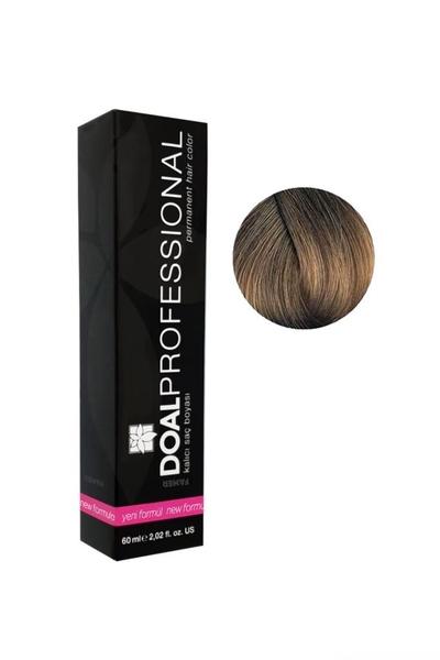 DOAL - Doal Profesyonel Saç Boyası 7/0 Kumral 60 ml