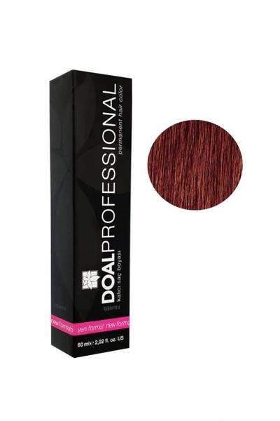 DOAL - Doal Profesyonel Saç Boyası 7/4 Doğal Bakır 60 ml