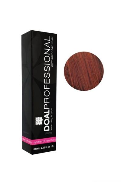 DOAL - Doal Profesyonel Saç Boyası 7/44 Yoğun Bakır 60 ml