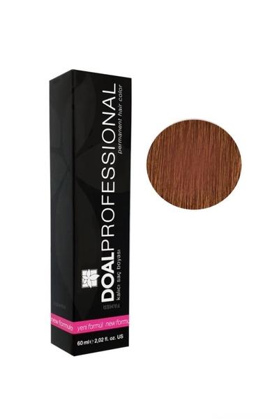 DOAL - Doal Profesyonel Saç Boyası 8/34 Altın Bakır 60 ml