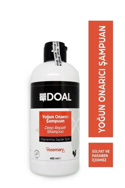 DOAL - Doal Yıpranmış Saçlar İçin Yoğun Onarıcı Şampuan 400 ml
