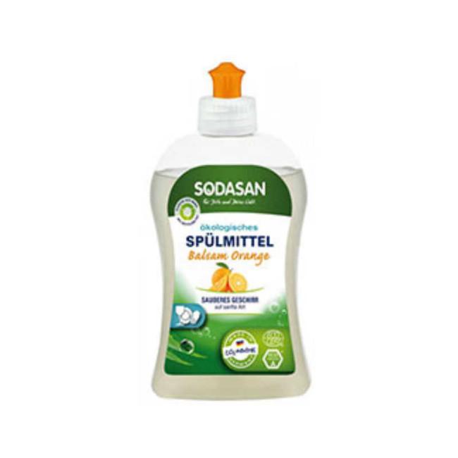 Sodasan - Sodasan Elde Bulaşık Deterjanı - Balsam&Portakallı 500 Ml