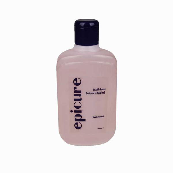 Epicure - Epicure Bebe Yağı Aromalı Sir Ağda Temizleme Yağı 1000ml