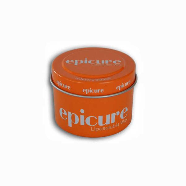 Epicure - Epicure Naturel Pudrasız Tek Kullanımlık Sir Ağda 60ml
