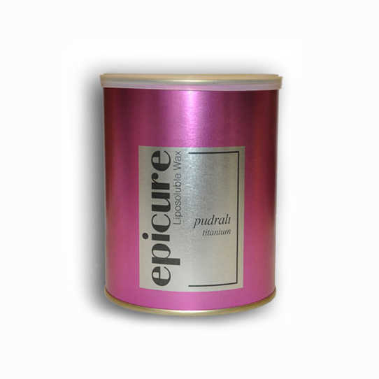 Epicure - Epicure Titanyum Pudralı Konserve Sir Ağda 800ml