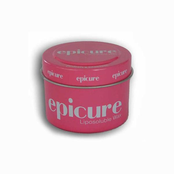 Epicure - Epicure Titanyum Pudralı Tek Kullanımlık Sir Ağda 60ml