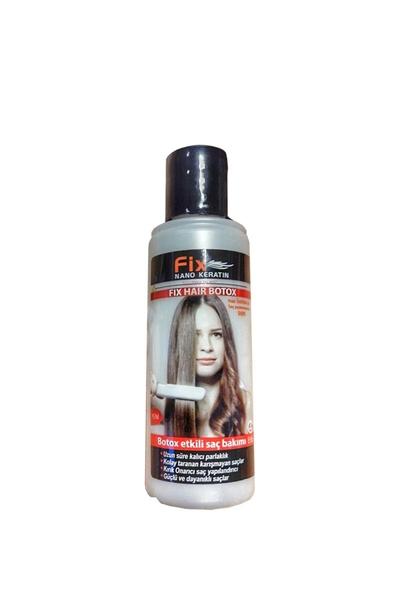 Diğer - Fix Nano Keratin Botox Etkili Saç Bakımı 125 ml