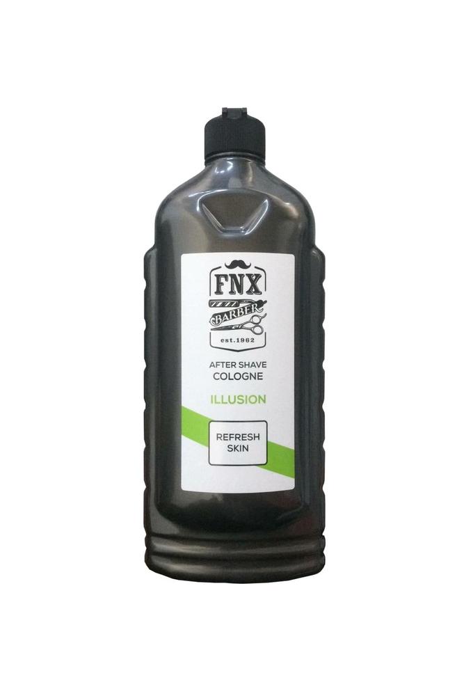 Fnx Barber Illusion Tıraş Sonrası Yenileyici Kolonya 700 ml