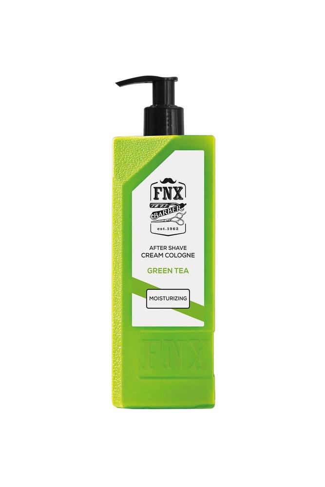 Fnx Barber Tıraş Sonrası Nemlendirici Krem Kolonya Yeşil Çay 375 ml