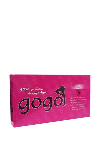 Diğer - Gogo Kalıp Ağda Pembe 500 g
