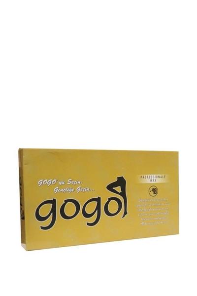 Diğer - Gogo Kalıp Ağda Sarı 500 g