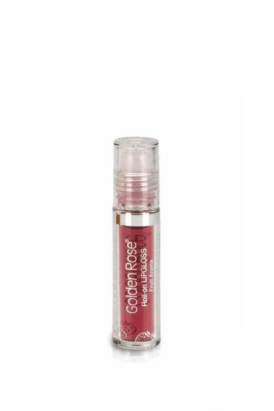 Golden Rose - Golden Rose Roll-On Lip Gloss Meyveli Dudak Parlatıcı Çilek