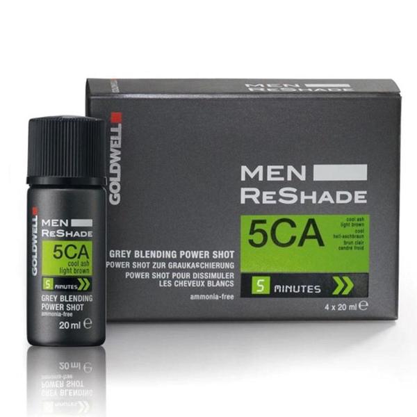 Goldwell - Goldwell Men Reshade 5CA Erkek Saç Boyası