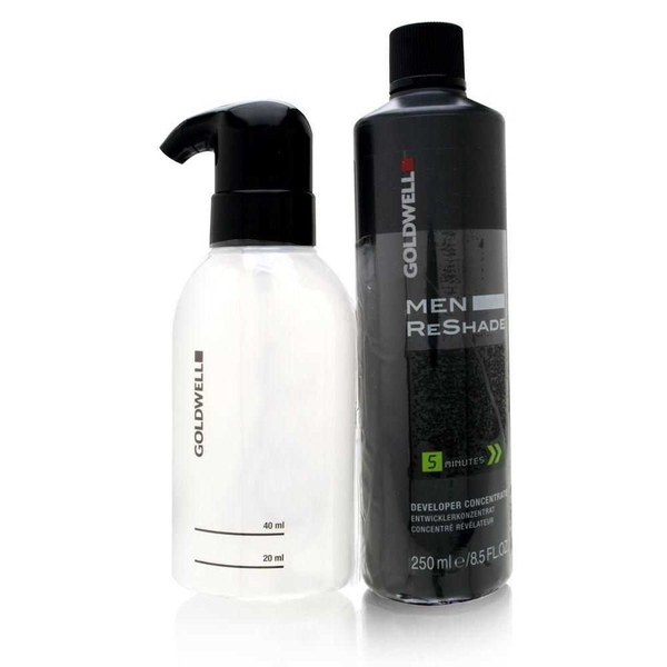 Goldwell - Goldwell Men Reshade Developer Uygulama Losyonu 250ml