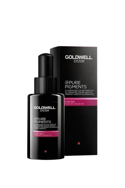 Goldwell - Goldwell Pure Pigments Boya Pigmenti Saf Kırmızı 50 ml