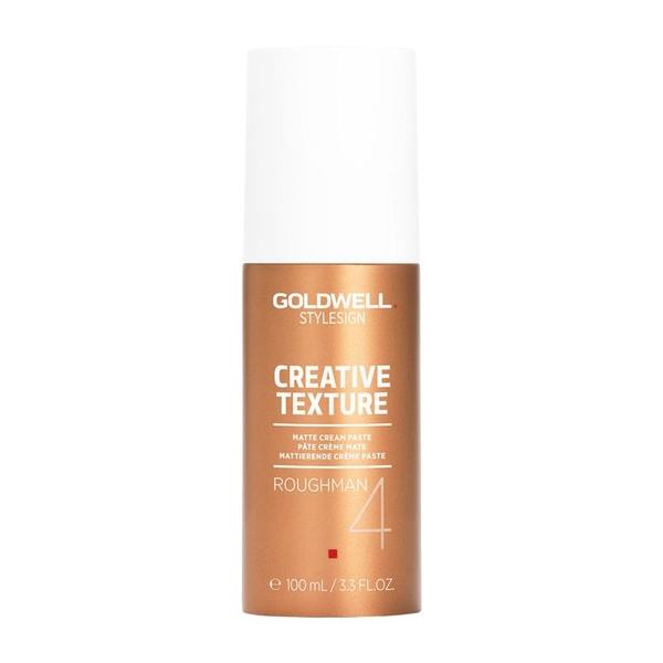 Goldwell - Goldwell Creative Texture Roughman Mat Kremsi Macun 100ml