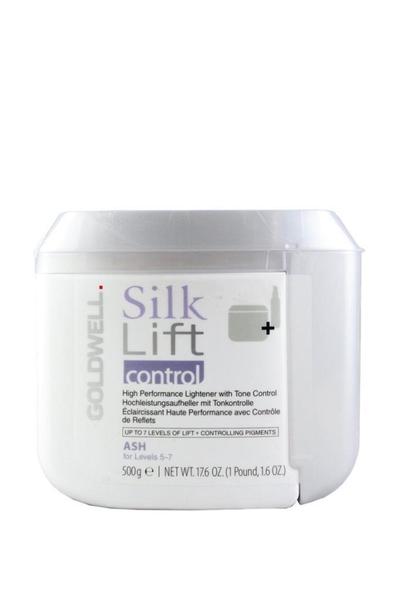Goldwell - Goldwell SilkLift Control Ash Kül Pigmentli Toz Açıcı 500 g