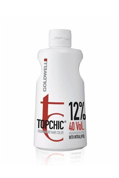 Goldwell - Goldwell Topchic Oksidan Krem %12 40 Vol 1000 ml