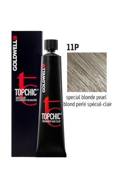 Goldwell - Goldwell Topchic Saç Boyası 11P Özel Sarı İnci 60 ml