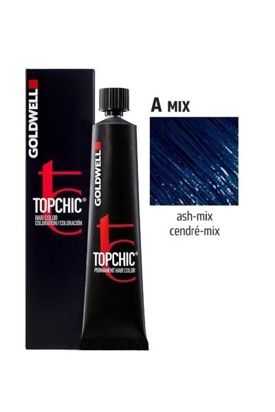 Goldwell - Goldwell Topchic Saç Boyası A Mix Kül 60 ml