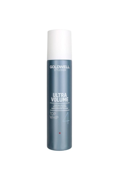 Goldwell - Goldwell Ultra Volume Top Whip Şekillendirici Köpük 300 ml