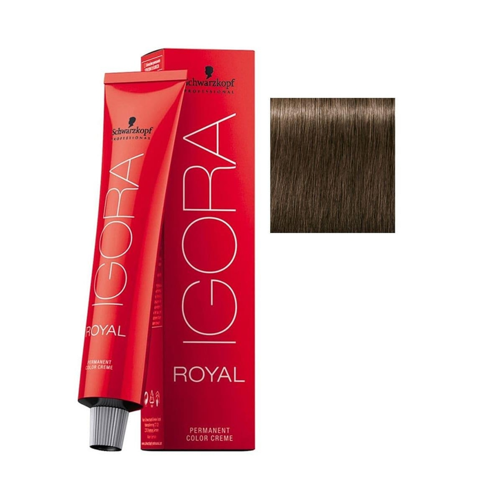 Igora Royal 6-00 Koyu Kumral-Ekstra Doğal