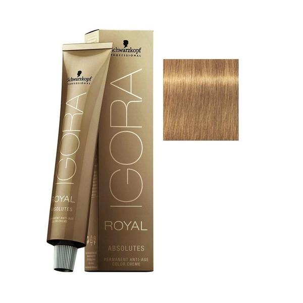 Schwarzkopf - Igora Royal Absolutes 9-60 Sarı-Doğal Çikolata