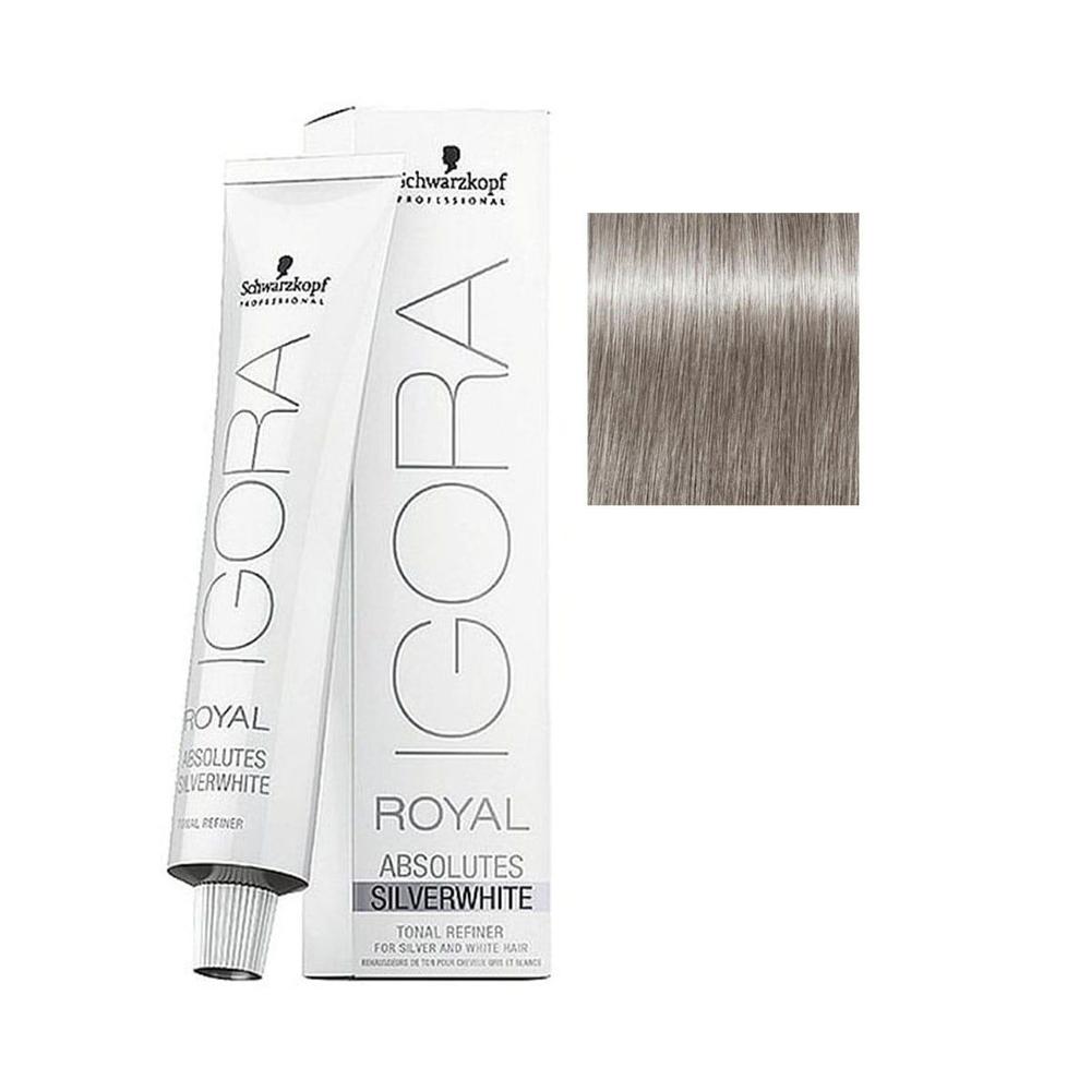 Igora Royal Absolutes Silverwhite Dove Grey Güvercin Grisi