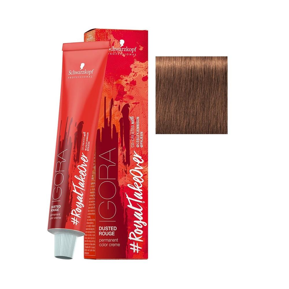 Igora Royal Dusted Rouge 7-764 Kumral Bakır Çikolata Bej