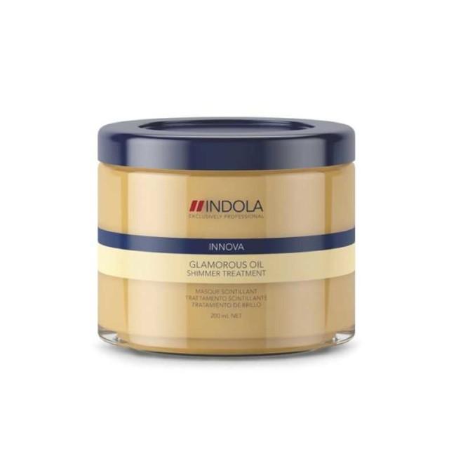 Indola - Indola Glamorous Oil Argan Yağlı Parlaklık Maskesi 200 ml