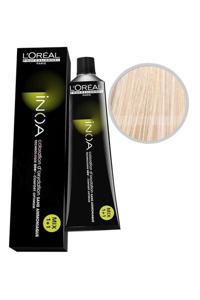 inoa - Inoa Saç Boyası 10 Açık Sarı 60 ml