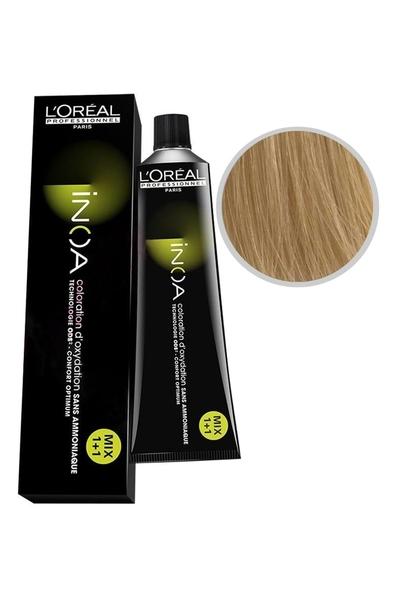 inoa - İnoa Saç Boyası 10.01 Açık Sarı Hafif Küllü 60 ml