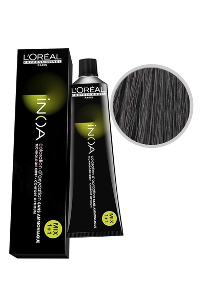 inoa - İnoa Saç Boyası 3 Koyu Kestane 60 ml