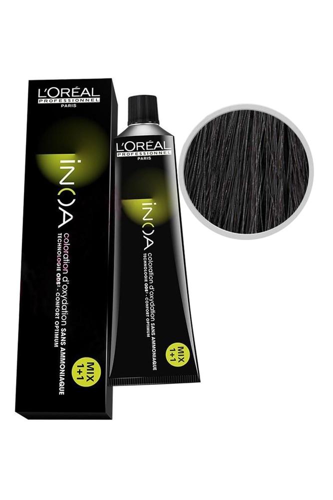 İnoa Saç Boyası 4.0 Yoğun Kahve 60 ml