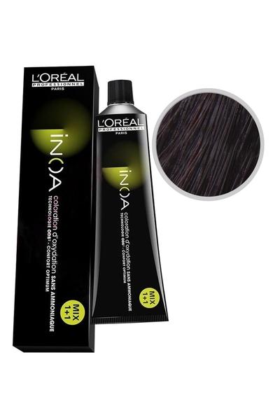 inoa - İnoa Saç Boyası 5.20 Açık Kahve Yoğun İrize 60 ml