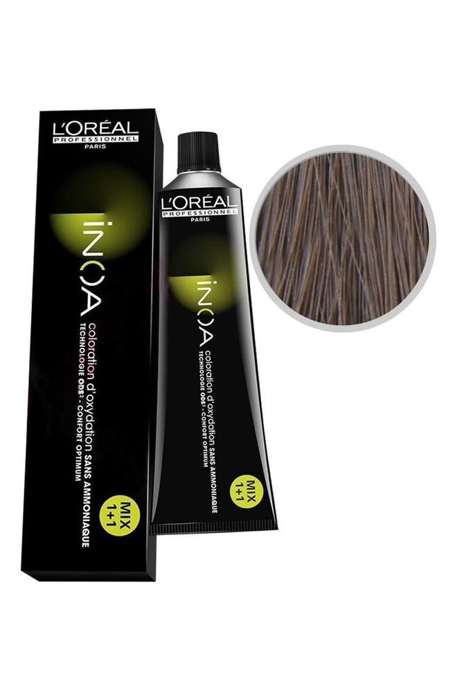 İnoa Saç Boyası 6 Koyu Kumral 60 ml
