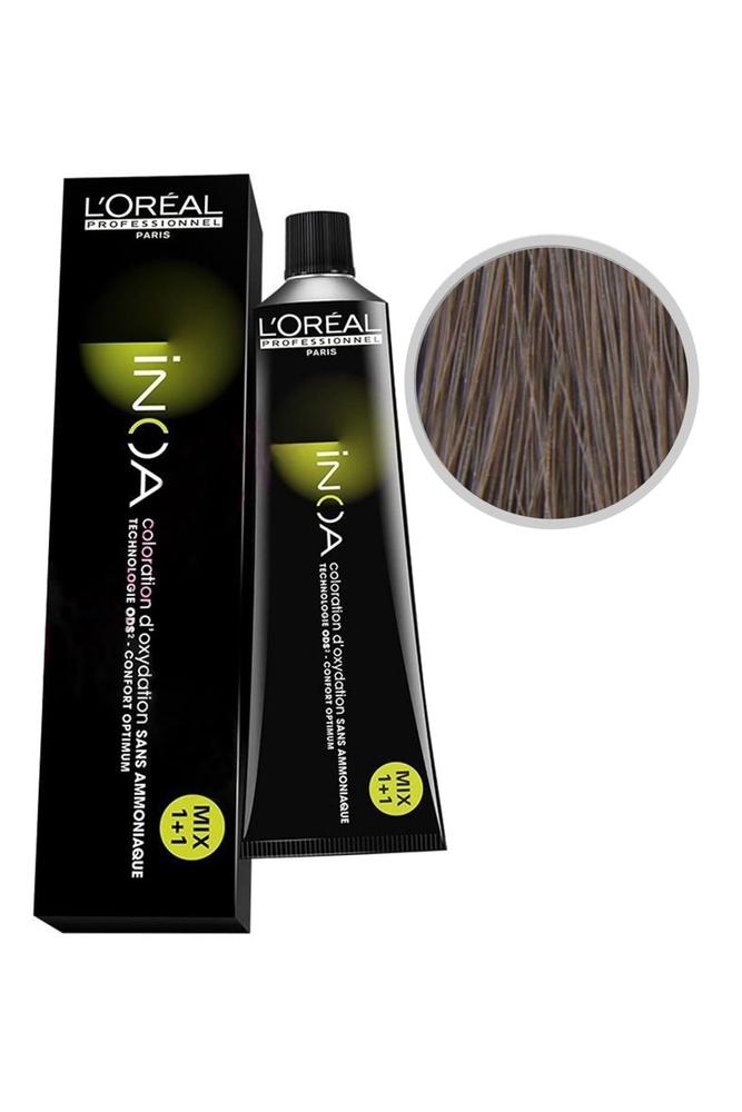 İnoa Saç Boyası 6.0 Yoğun Koyu Kumral 60 ml