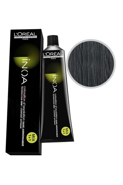 inoa - İnoa Saç Boyası 6.11 Koyu Kumral Yoğun Küllü 60 ml