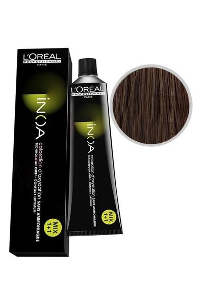 inoa - İnoa Saç Boyası 7.07 Açık Çikolata Kahve 60 ml